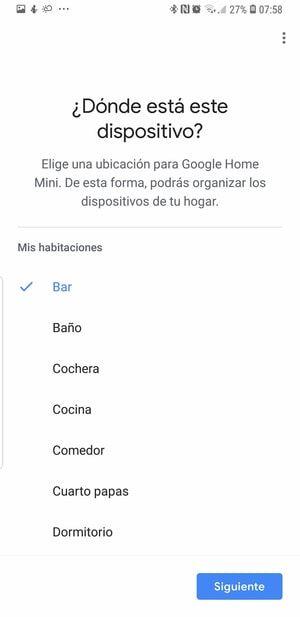 Como configurar un dispositivo de google nuevo