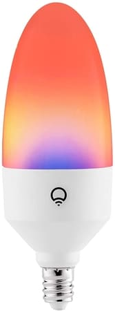 Bombilla LIFX LED con vela multicolor