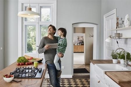 ¿Cómo hacer una casa inteligente altamente funcional y económica