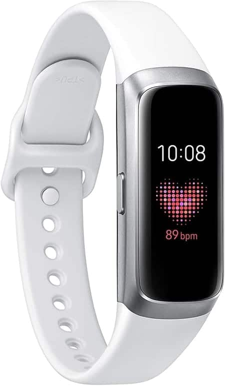 comprar Pulsera inteligente Samsung Galaxy Fit 2 color blanco