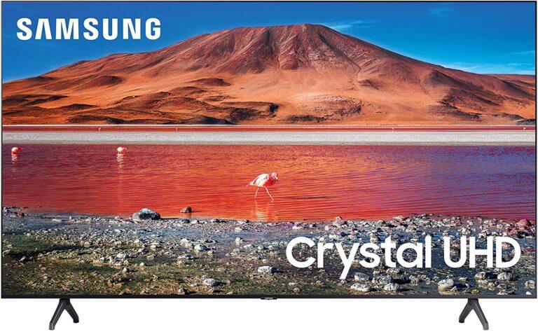 comprar samsung crystal uhd 43 en oferta