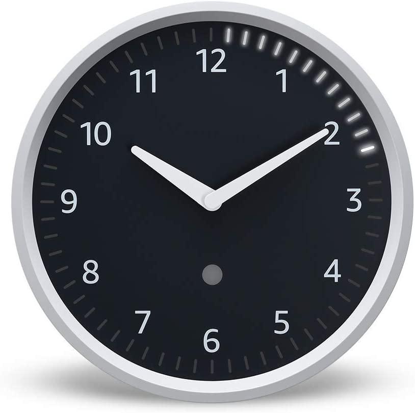 comprar amazon echo wall clock barato